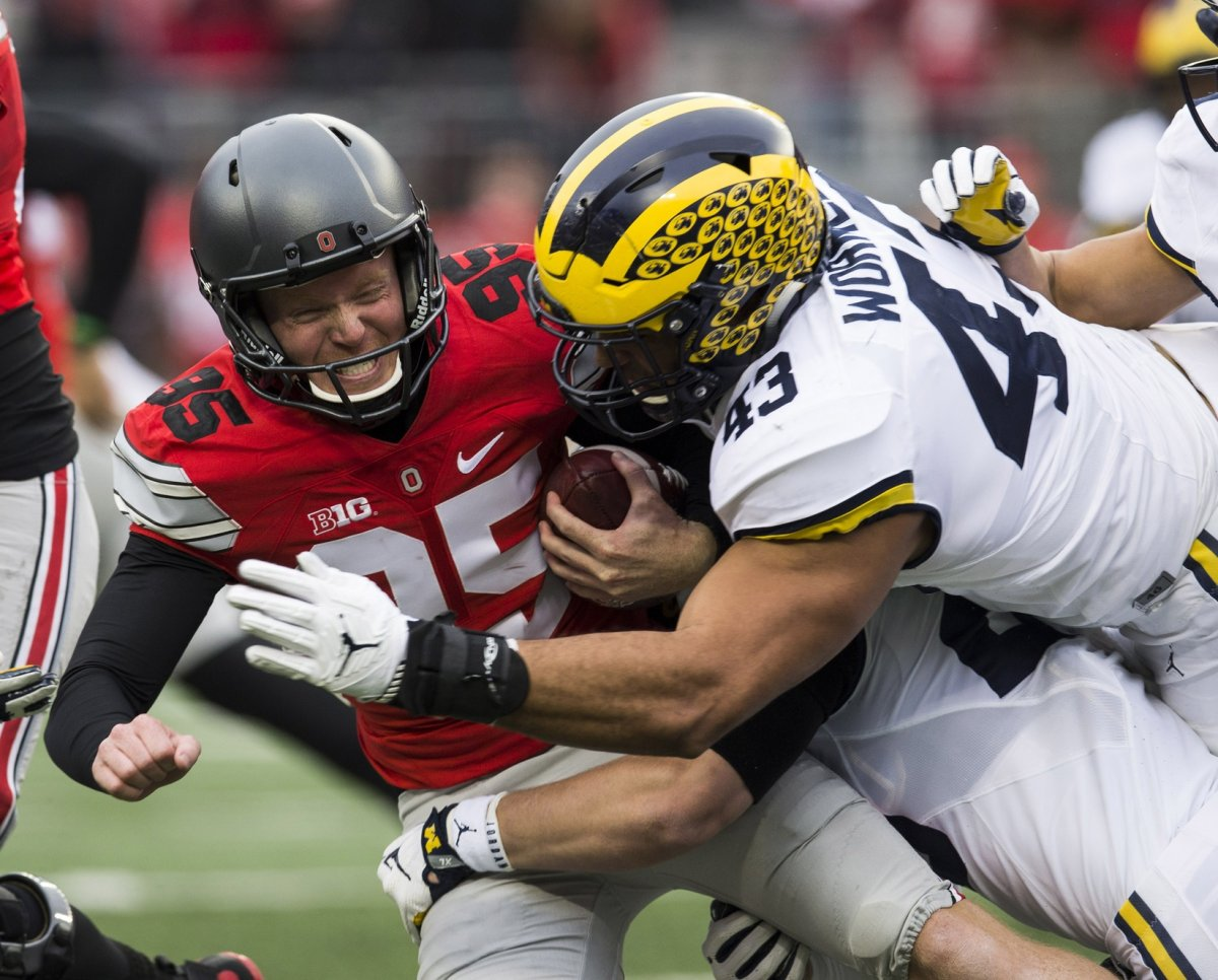 Chris Wormley could be an option for the Packers in the 2017 NFL draft