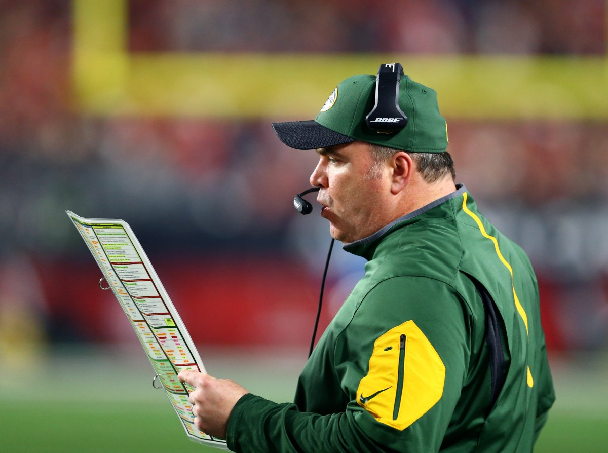 Mike McCarthy and the Packers are confident the Packers offense won't resemble the 2015 version this season.