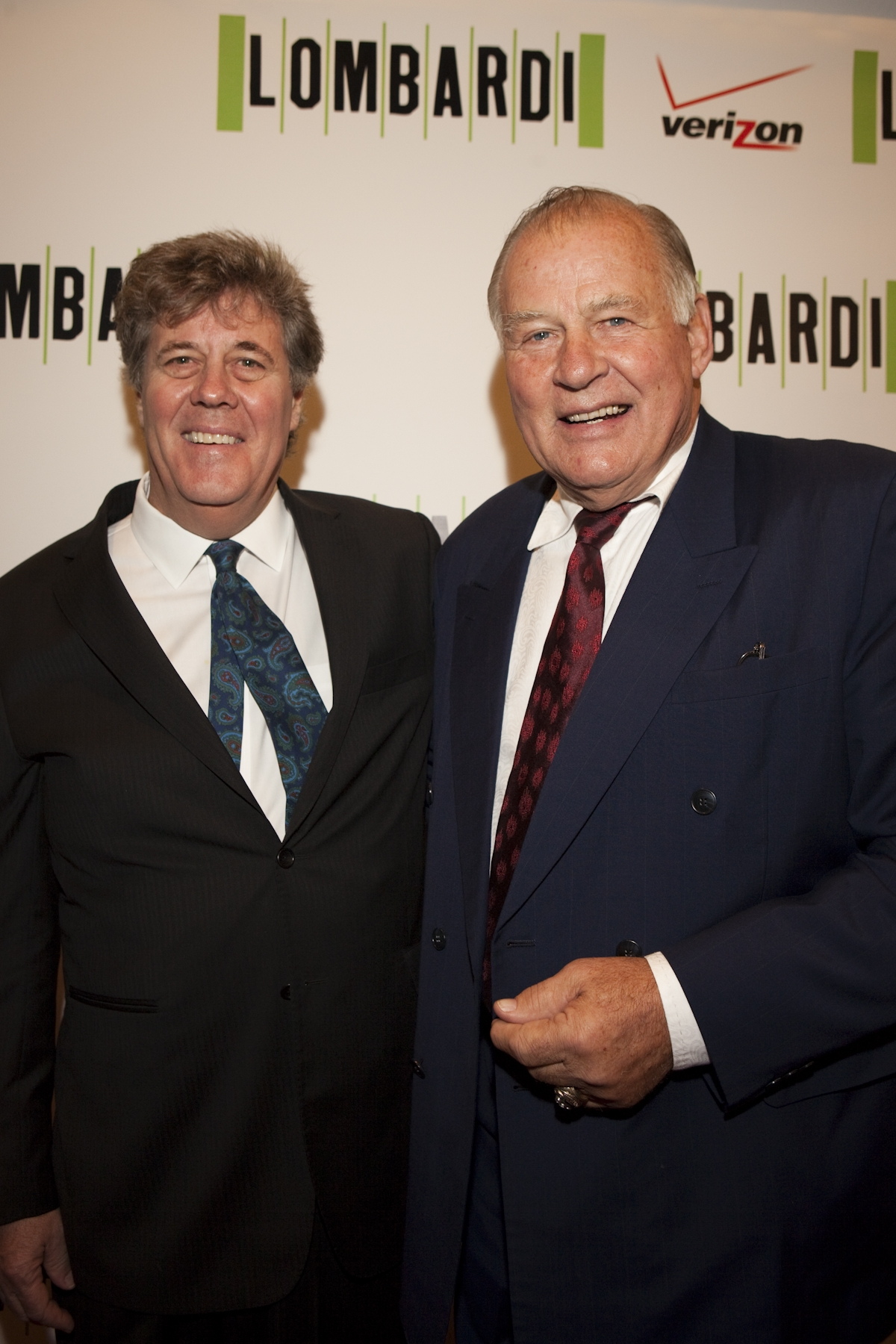 <div class='photo-info'><span class='counter'>5 of 18</span>Posted Oct 26, 2010</div><div class='photo-title'>David Maraniss and Jerry Kranmer</div><div class='photo-body'>Packer Legend Jerry Kramer and Writer of Lombardi Bio David Maraniss on opening Night of LOMBARDI a new American Play on Broadway credit lombardibroadway.com</div>
