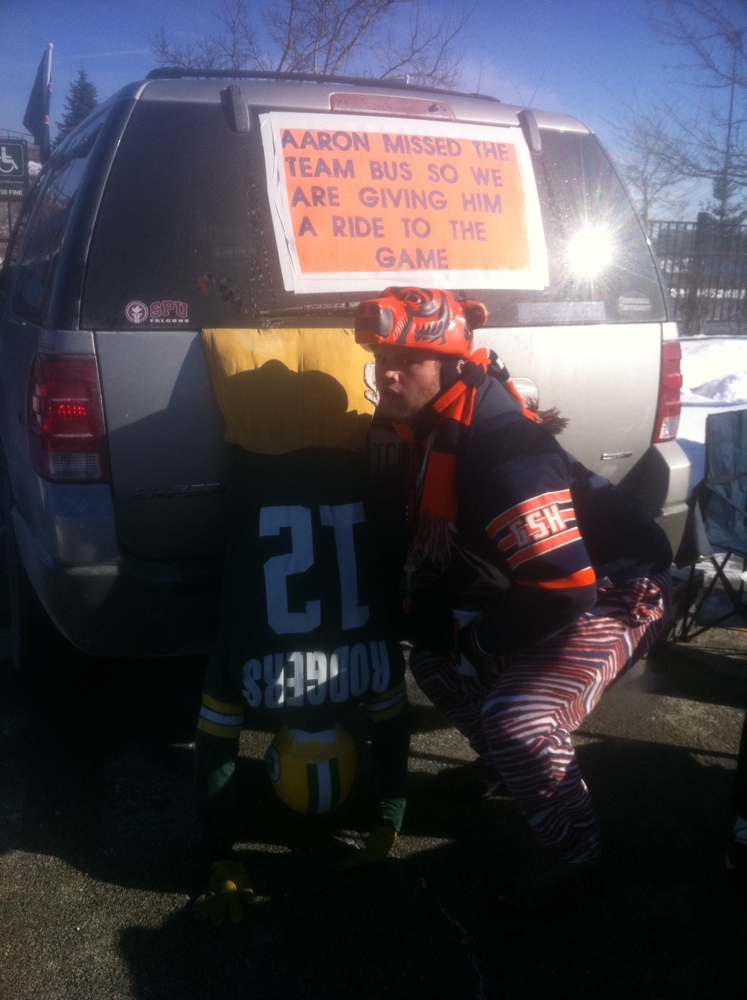 Pretty funny #bears fans kitsch