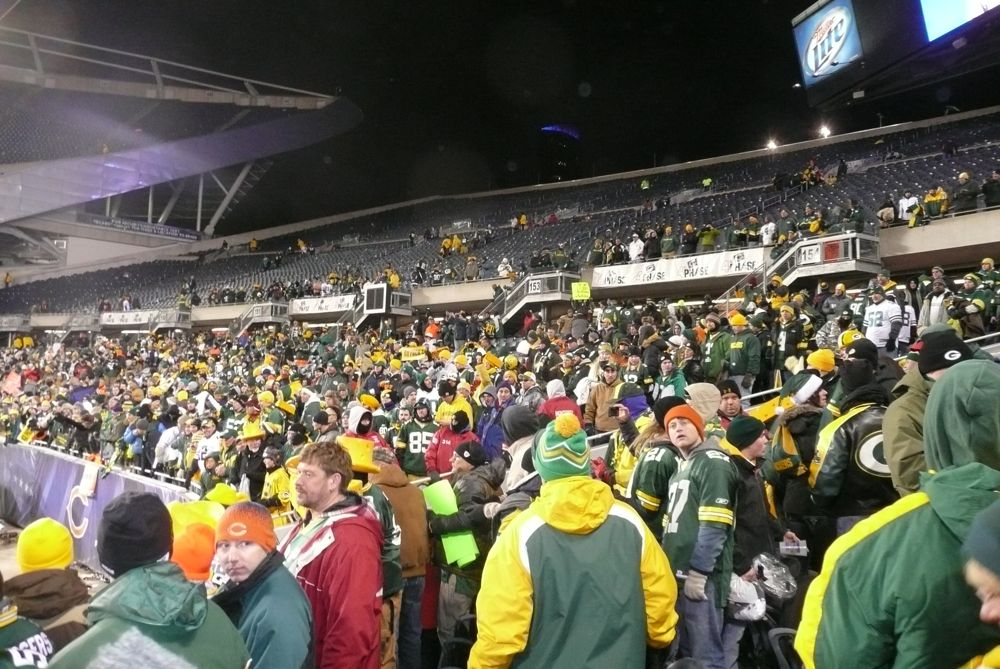 <div class='photo-info'><span class='counter'>21 of 49</span>Posted Jan 25, 2011</div><div class='photo-title'>Packers Win!</div><div class='photo-body'>Photos by @Mat_trix</div>