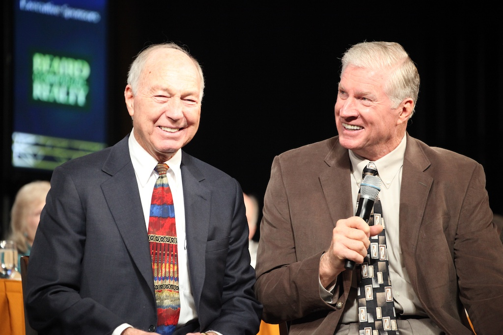 Bart Starr & Bob Lilly