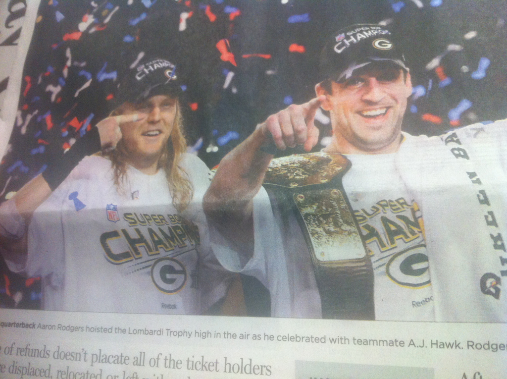 <div class='photo-info'><span class='counter'>42 of 48</span>Posted Feb 12, 2011</div><div class='photo-title'>Dallas Morning News Caption Flub</div><div class='photo-body'>Day after Super Bowl 45. Feb 7th 2011  You can see my other Twitpic photos online here: http://twitpic.com/photos/coreybehnke</div>
