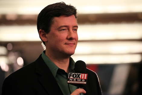 Drew Smith of Fox 11 Wisconsin