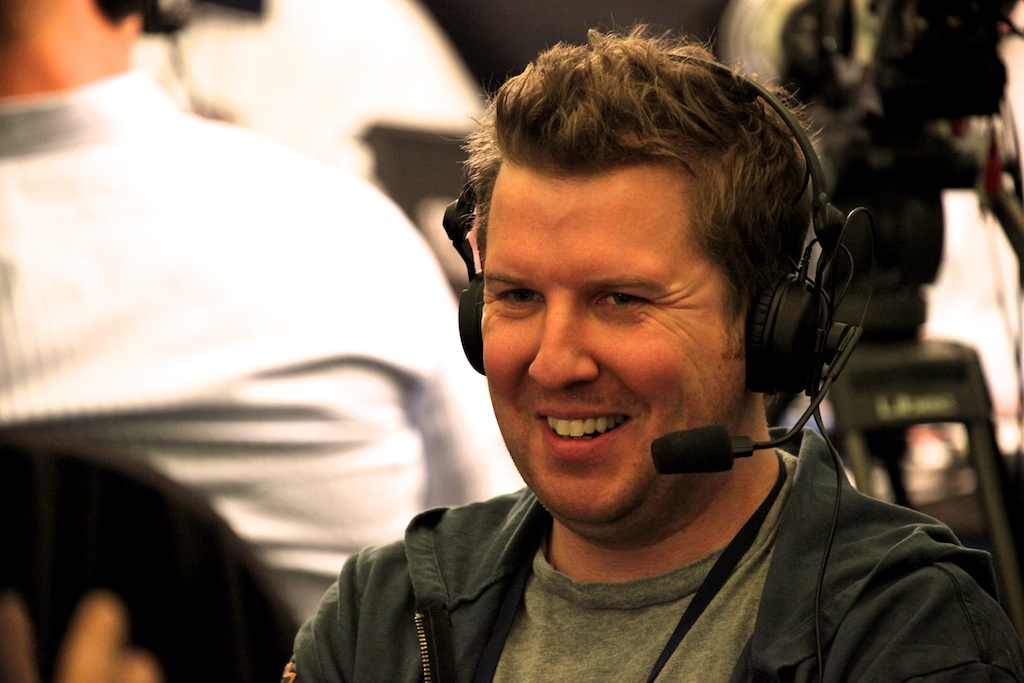<div class='photo-info'><span class='counter'>57 of 73</span>Posted Feb 04, 2011</div><div class='photo-title'>Nick Swardson</div><div class='photo-body'>NFL Super Bowl Media Center pics from Friday Feb 4th 2011</div>