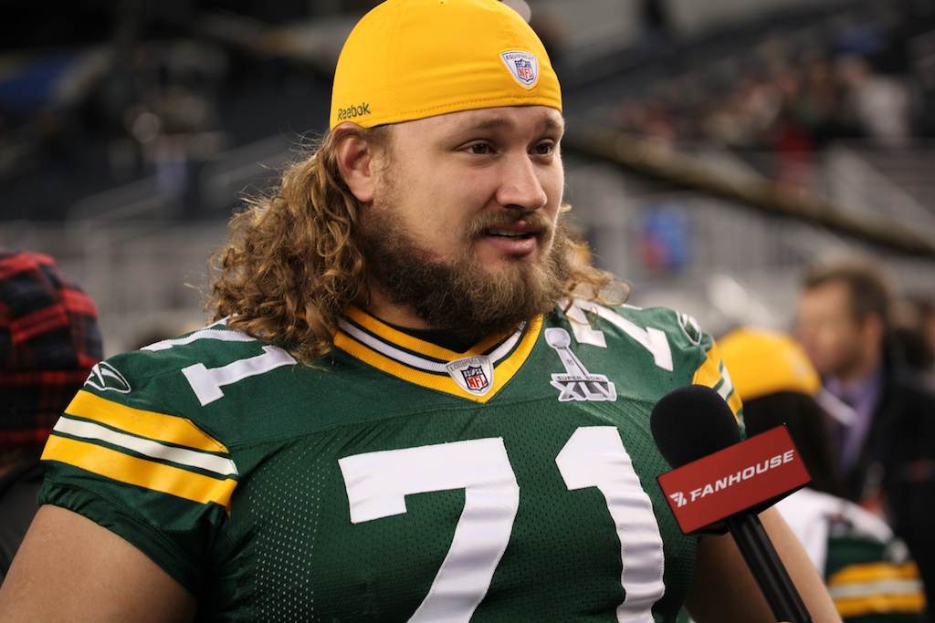 <div class='photo-info'><span class='counter'>58 of 136</span>Posted Feb 01, 2011</div><div class='photo-title'>Josh Sitton</div><div class='photo-body'>Superbowl Media Day with the Green Bay Packers. Tuesday Feb 1st 2011</div>
