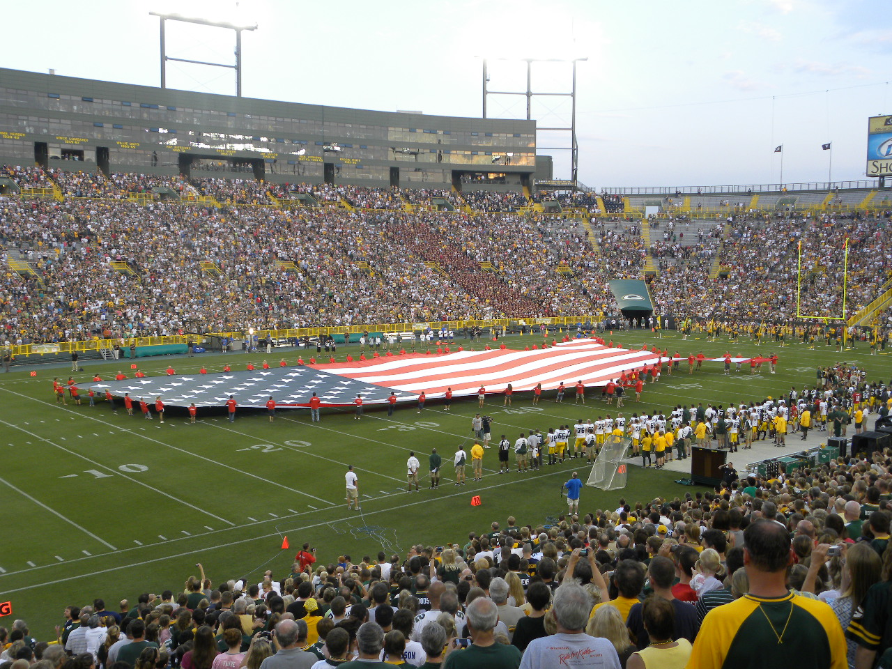 <div class='photo-info'><span class='counter'>24 of 27</span>Posted Aug 08, 2010</div><div class='photo-title'>Opening Ceremonies</div><div class='photo-body'>American Flag</div>