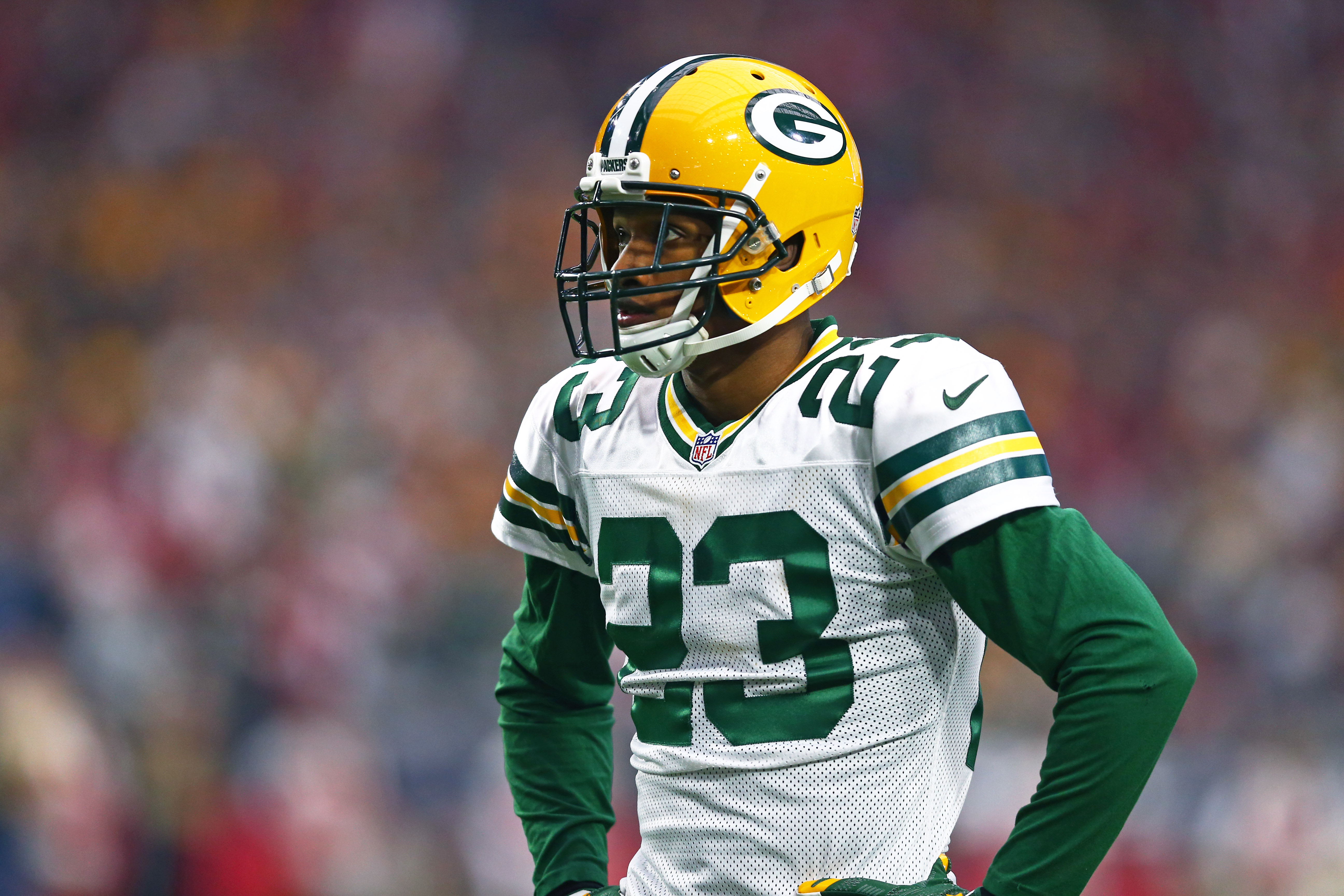 Cheap NFL Jerseys Sale - The Sky is the Limit for Damarious Randall | Cheesehead TV