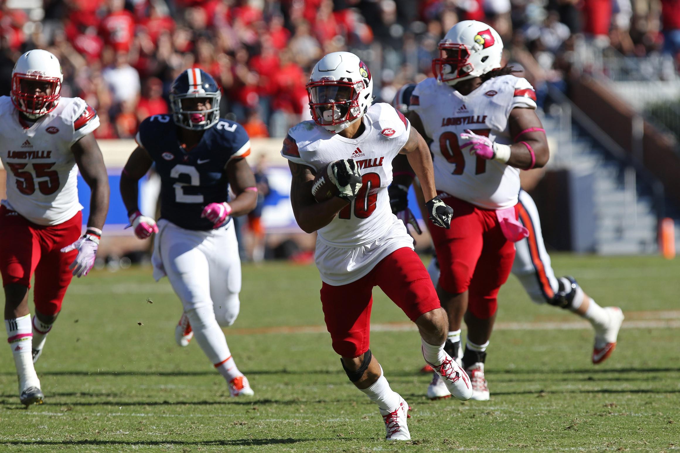 Packers Select Cornerback Jaire Alexander In 2018 NFL Draft fc02684bb