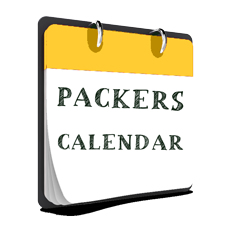 Packers Calendar: Game Plan for the Cowboys Presented to Players