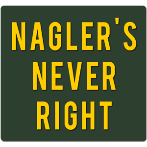 Nagler's Never Right: Episode Five with Field Yates
