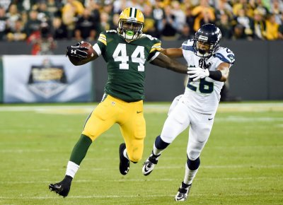 Cory's Corner: James Starks showcases the Packers' depth