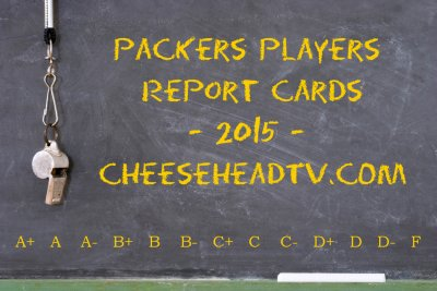 James Starks: 2015 Packers Player Report Card