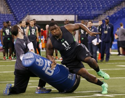 NFL Draft Scouting Report: Kenny Clark, DT, UCLA