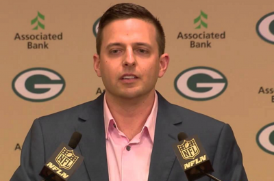 Packers Annnounce Promotions of Eliot Wolf and Brian Gutekunst