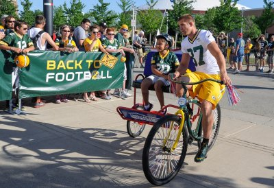 Watch Packers Family Night Online - plus Full Practice Schedule