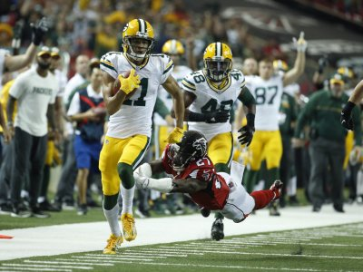 Packers 32 Falcons 33: Game Balls & Lame Calls