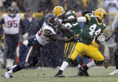 Packers Question of the day - Has the time come for James Starks?