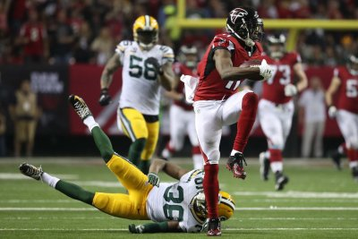 Packers Vs. Falcons: First Impressions