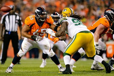 Packers Question of the Day: Thoughts on Ricky Jean Francois Returning