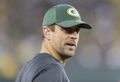 "QB Aaron Rodgers ""Happy"" for Alex Smith"