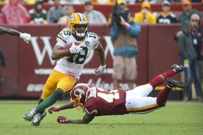 'It's on me.' Packers' Randall Cobb has uncharacteristic afternoon vs. Redskins