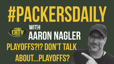 #PackersDaily: Playoffs?!? Don't talk about...playoffs?