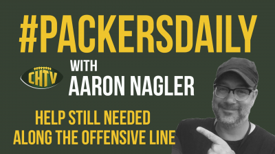 #PackersDaily: Help still needed along the offensive line