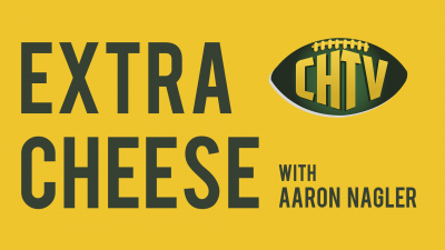 Extra Cheese: Talkin Packers on a Thursday afternoon