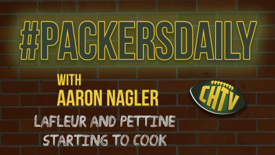 #PackersDaily: LaFleur and Pettine starting to cook