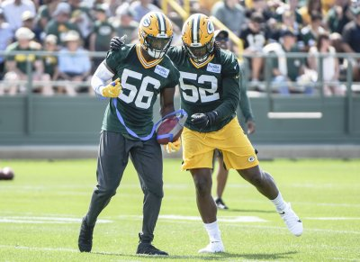 Packers Practice Roundup: Day 9.  August 4, 2019