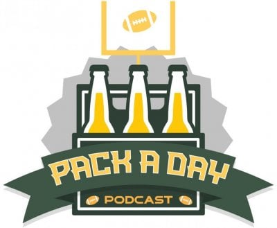 Pack-A-Day Podcast - Episode 501 - Packers/Redskins Pregame Show