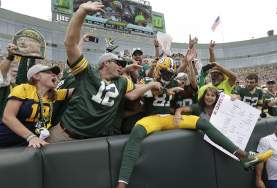 Gut Reactions: Packers beat Vikings
