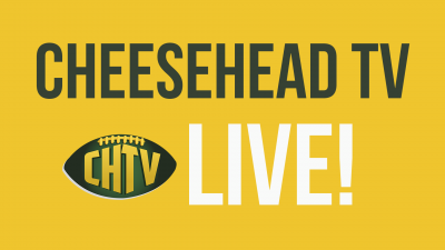 Cheesehead TV LIVE: Lions vs Packers Pregame Show