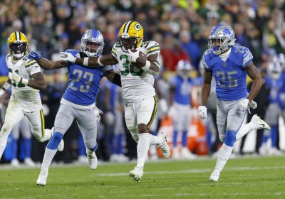 Gut Reactions: Packers beat Lions 23-22