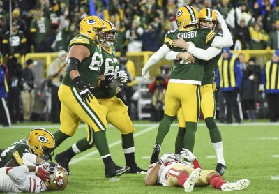 Packers Have Golden Opportunity Against 49ers