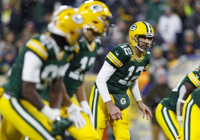 Coming Out of the Bye, Packers Healthy and Ready for a Run
