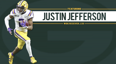 CHTV Draft Guide Prospect Spotlight: Justin Jefferson, WR LSU