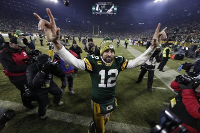 Cory's Corner: Aaron Rodgers Is A Legit MVP Candidate