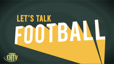 Let's Talk Football with Pete Dougherty