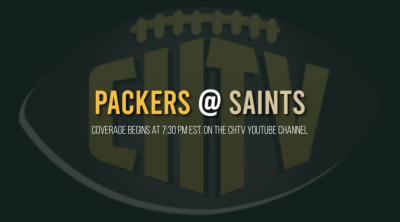 Get hype for Packers-Saints!