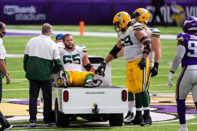 Packers place Lane Taylor on injured reserve