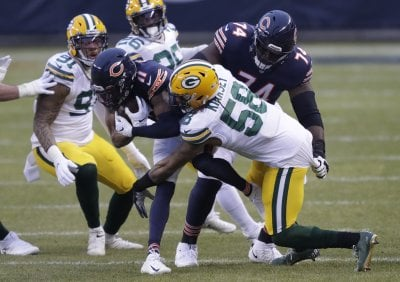 Cory's Corner: Packers Defense Must Be Disciplined