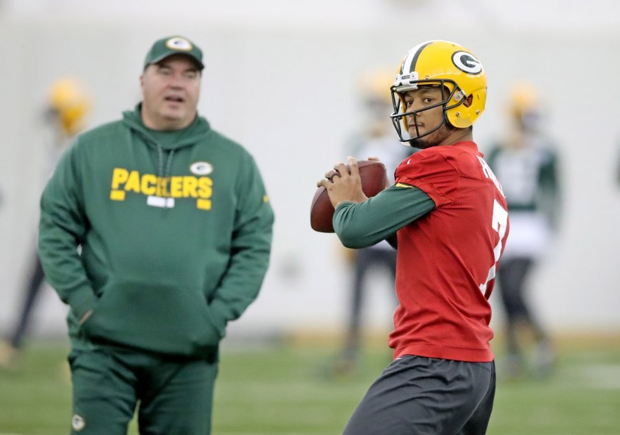 Packers Stock Report: Hundley, We Have a Problem