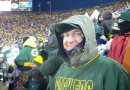 3rd Member of my family at a Lambeau Championship Game