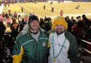 @WallyPingel and @coreybehnke after packers Win