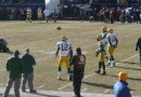 Aaron Rodgers warm-Up