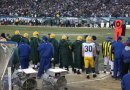 John Kuhn does not need a warm jacket