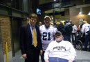 MY BROTHER AND I WITH MARK MURHY
