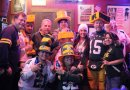 Packer Fans at Arlington Sherlocks Pub
